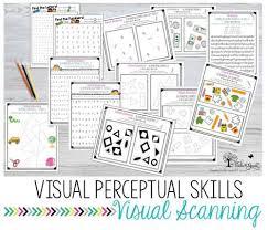 visual scanning u0026 visual tracking visual perception therapy
