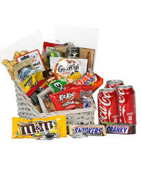 gourmet snacks same day delivery gourmet basket delivery junk food basket snack baskets albuquerque