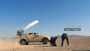 syrian desert iran backed iraqi militias vow to seize al tanf from u s and its