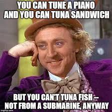 Tuna Sub Meme - tuna imgflip