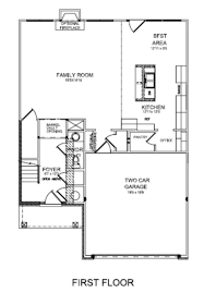 Floor Plans For 2 Story Homes by Inglewood