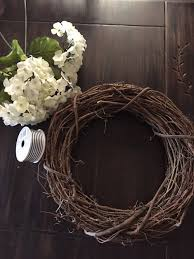 diy spring wreath u2014 the penny drawer