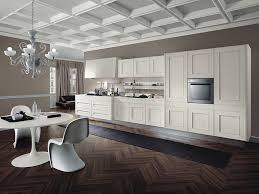 captivating white color modern lighting for kitchen come with