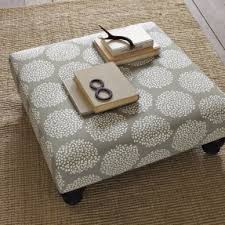 square upholstered ottoman foter