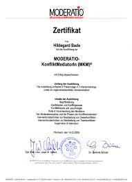 Dr Bade Mediation Bade Hemminger Hannover