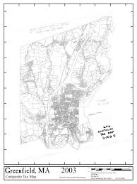 Massachusetts Town Map by Town Maps Mcc Historic Town Maps