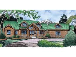 Rustic Mountain Cabin Cottage Plans Rustic Mountain House Plans Vacation Home Plans Dream Home Source