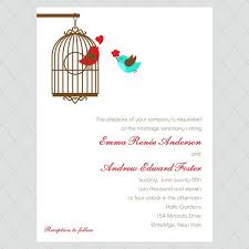 bird wedding invitations bird wedding invitations style 382 whimsicalprints