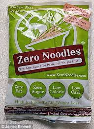 are u0027no calorie u0027 noodles the holy grail of dieting filling