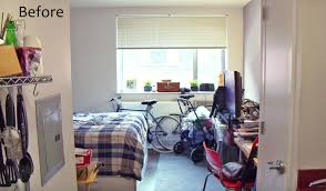 small space living inhabitat green design innovation see ikea s storage maximizing makeover of a 300 sq ft studio apartment in the bronx