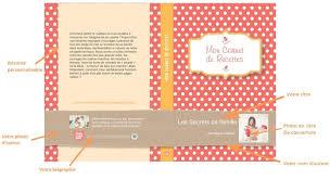 faire un livre de cuisine creer un livre de recette de cuisine coin de la maison