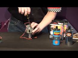 vw u0026 dune buggy pointless ignition install youtube