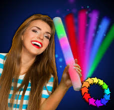 party city halloween catalog 2014 led foam light sticks foam glow sticks in bulk