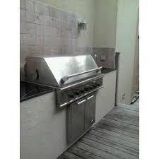 Dcs Outdoor Kitchen - custom outdoor kitchen with dcs built in barbecue u2014 gas grills