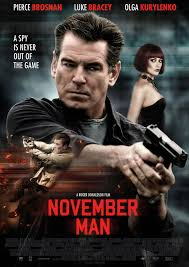 Ver Pelicula The November Man
