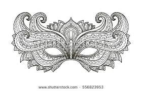 beautiful mardi gras masks mardi gras masks coloring pages a beautiful on mask coloring