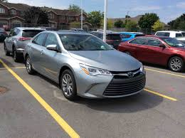 sedan 4 door 2017 toyota camry 4 door sedan xle v6 6a for sale in kingston