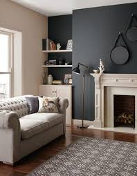 casual living orange paint ideas for living room with high