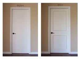 Two Panel Solid Wood Interior Doors 13 Best Door Moulding Kits Images On Pinterest Moldings Door