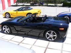 2006 corvette convertible 2006 corvette convertible z06 clone profile view corvette