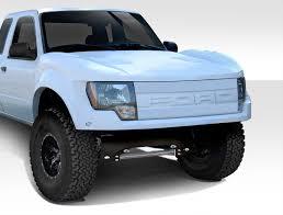 ranger ford 2001 duraflex off road raptor front end conversion 3 pc for ford ranger