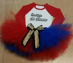 Blue Monster Halloween Costume Harley Quinn Kids Costume Daddy U0027s Monster
