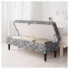 stocksund bench hovsten gray white black ikea