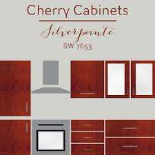 what paint color goes best with cherry wood cabinets the best wall colors to update stained cabinets rugh design