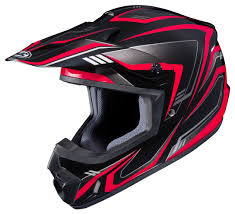 purple motocross gear hjc cs mx 2 edge helmet revzilla