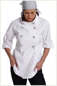 designer chef wear by shannon reed utility chic