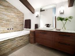 coral stone veneer fashion vancouver contemporary bathroom