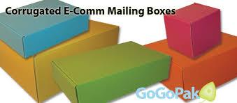e comm mailing boxes corrugated boxes colors wholesale prices