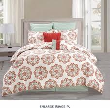 Dahlia 5 Piece Comforter And by Best 25 Aqua Comforter Ideas On Pinterest Coral Comforter Set