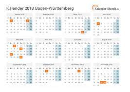 Ferienkalender 2018 Bw Feiertage 2018 Baden Württemberg Kalender