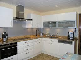 credence cuisine blanche quelle couleur de credence pour cuisine blanche maison design