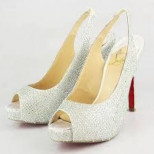 wedding shoes kl christian louboutin bridal shoes mode fashion sandals flip flops