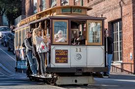 San Francisco Tram Map by Ride A San Francisco Cable Car What You Need To Know