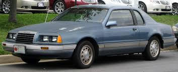 ford thunderbird 2 3 1987 auto images and specification
