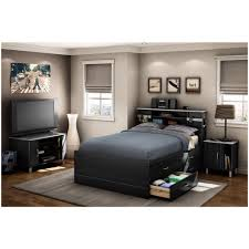 bookcase headboard queen outstanding twin bed bookshelf headboard