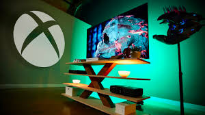 Gaming Setups Xbox One S 4k Hdr Ultimate Gaming Setup Youtube
