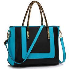 ladies women u0027s fashion designer trendy bags animal print patent