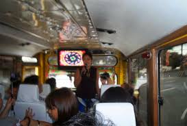 philippines jeepney inside heritage ride of the jeepney tours an