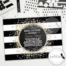 great gatsby bridal shower invitation printable invitation