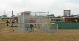 wheelhouse batting cages a backyard batting cage for the family