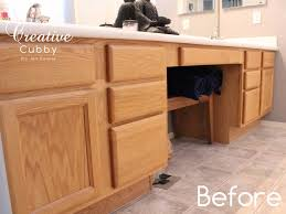 how to gel stain kitchen cabinets the creative cubby diy gel stain cabinet makeover