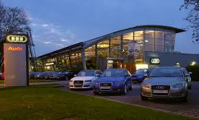 audi dealership exterior file dresden audi jpg wikimedia commons