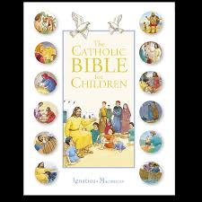 magnificat the catholic bible for children