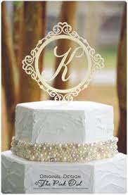 monogram cake toppers for weddings wedding monogram cake toppers food photos