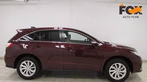 hoy fox toyota used cars 2016 acura rdx for sale in el paso 176733282 getauto com