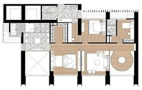 4 bedroom condos the met condo sathorn bangkok thailand 4 bedroom condo unit plans
